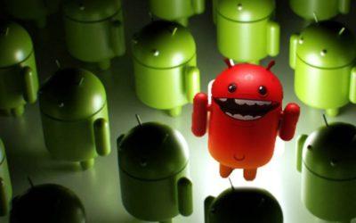 Cuidado! Smartphones são vendidos com Android já contaminado por malware.