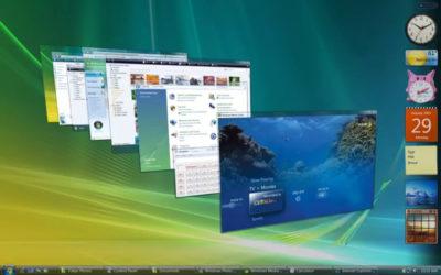 Suporte estendido ao Windows Vista se encerrará em 11 de abril